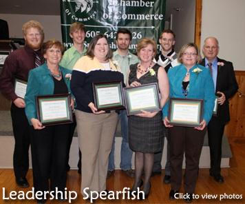 Leadership Spearfish