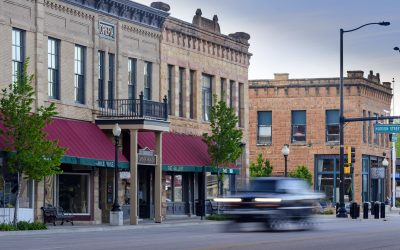 Main Street Project Helped Downtown Strive