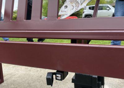 Spearfish bench