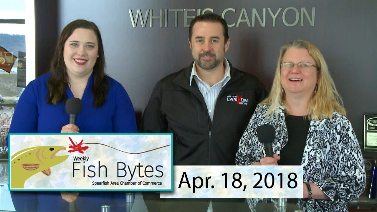 The bi-weekly video newsletter from the Spearfish Chamber of Commerce. This edition was recorded at White's Canyon Motors in Spearfish, the site of the month...
