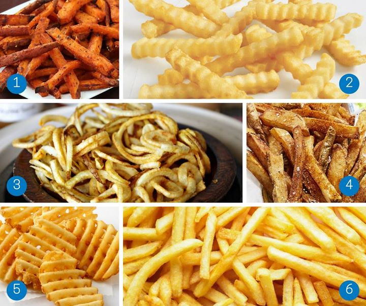 Today is #FryDayFriday... and we love our #FrenchFries! Which is your favorite?  #SpearfishChamber #FunFriday