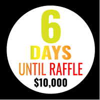 DRAWING THIS THURSDAY! Make sure you grab your ticket online this weekend at SpearfishChamber.org/fundraiser-raffle for a chance at $10,000!  Your support of the Chamber of Commerce supports the business community.