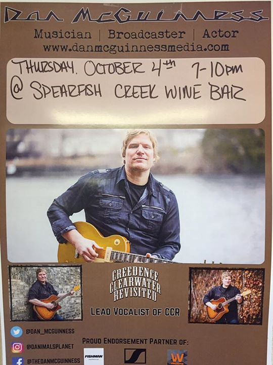 Tonight's the night! You don't want to miss this. Come on down and enjoy some tasty beverages and some great tunes!!🍻🍷🎶 #thirstythursday #livemusic #spearfish