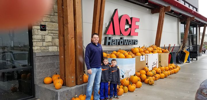 #FallFun with Kelley, Camden & Braeden Spearfish Area Chamber of Commerce Spearfish Economic Development Corporation Black Hills Pioneer. Our new store is open and we are so excited for this weekends Grand Opening Celebrations!! Something for everyone.