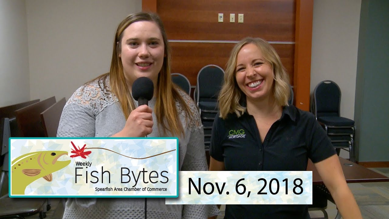Video newsletter from the Spearfish Chamber of Commerce.