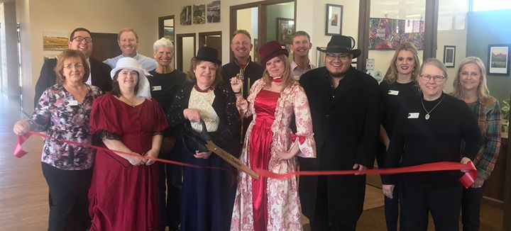 Can you say DRAMA? The wonderfully entertaining 1876 Dinner Theater is one of the newest members of the Spearfish Area Chamber of Commerce. You catch their shows in Deadwood. The last one for spring is this Saturday night. Welcome!