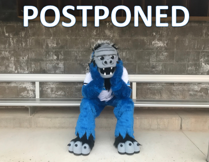 Due to Mother Nature's idea of having a Christmas in late May, we regret to inform our fans we have postponed Friday's Season Opener. At this time, we are planning to play Saturday's game as scheduled and make up Friday's game on Sunday, May 26th at 1:35pm.  Tickets to Friday's Season Opener are automatically valid for Sunday's 1:35pm makeup game or you can exchange them for any other future game. If you'd like to exchange your tickets to a different game, please call our Box Office at 605-559-0214 to make arrangements.  NOTE: We are working with our fireworks provider and the City of Spearfish to reschedule the fireworks show we had planned for Friday's Season Opener for another evening this summer. Stay tuned for updates.