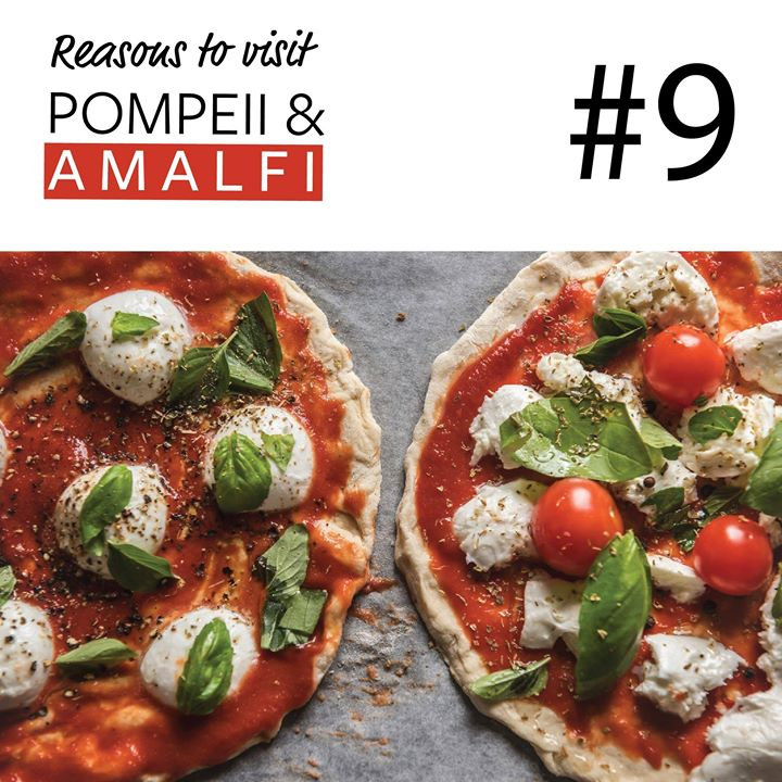 #9 to Discover Pompeii & Amalfi this October.  Pizza and pasta might be the first things that come to mind when you think of Italy and although the Amalfi coast does these very well, it does gourmet restaurants even better – the area is home to no less than seven Michelin-starred restaurants.