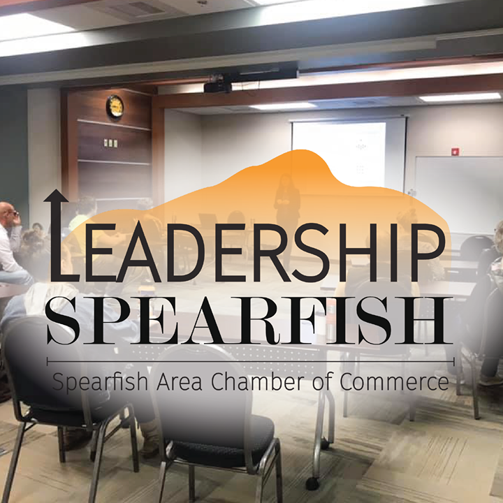 "Only TWO WEEKS until the Leadership Spearfish Application Deadline!  Join the 2019-2020 class for an impactful 9-month developmental and educational program.  Tia Berens, owner of The Barn at Aspen Acres said, ""Leadership Spearfish has helped me integrate myself into the Spearfish community. It made me knowledgeable about the community I live in and love to call home. Not only has it increased my knowledge but gave me access to other community leaders.""  Learn more at SpearfishChamber.org or call (605) 642-2626."