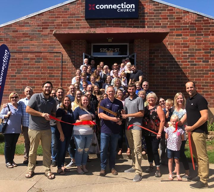 Connection Church Spearfish has welcomed a new building into their family. You can now find Connection Church on 535 N. 7th St. They would be grateful for you come to enjoy their new space. Congratulations!