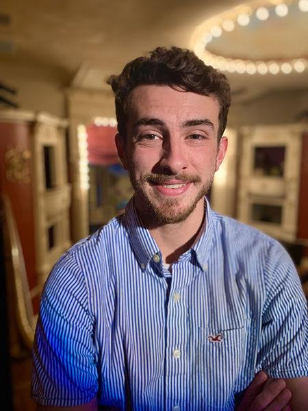 Congrats again to our Community Engagement Manager Kyler Flock who is currently representing the Matthews at the Arts Midwest Conference. He was one of only four chosen as a Future Leaders Fund recipient from Arts Midwest.  Check out this Black Hills Pioneer article for more info!